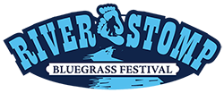 River Stomp Bluegrass Festival Logo